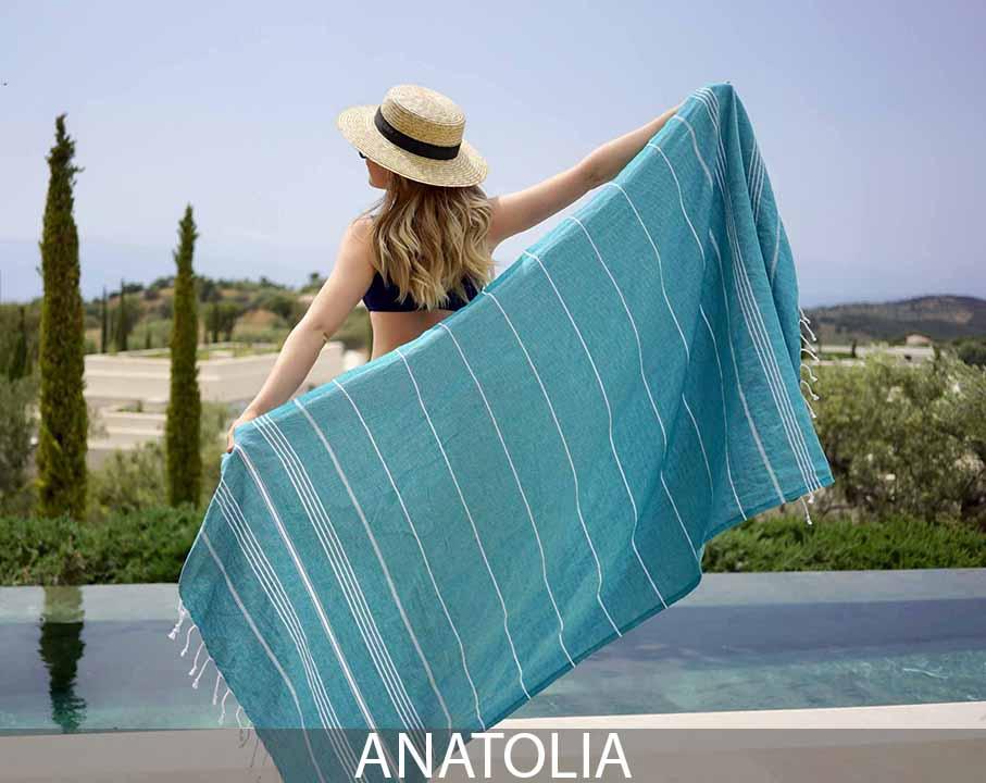 Anatolia Beach Towel