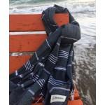 Anatolia Turkish Towel - 37X70 Inches, Black