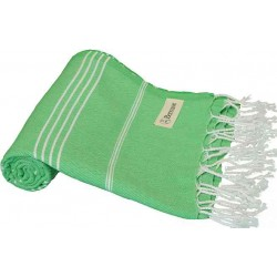 Anatolia Turkish Towel - 37X70 Inches, Green