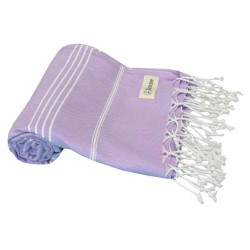 Anatolia Turkish Towel - 37X70 Inches, Lilac