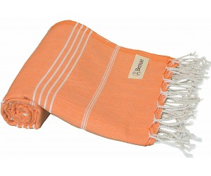 Anatolia Beach Towel Orange
