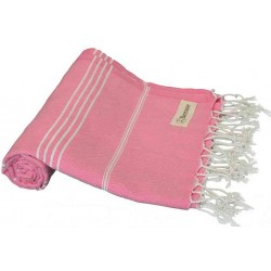 Anatolia Turkish Towel - 37X70 Inches, Pink