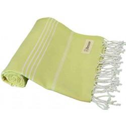 Anatolia Turkish Towel - 37X70 Inches, Pistacho Green