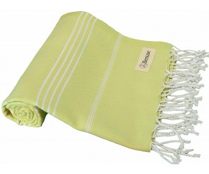 Anatolia Beach Towel Pistacho Green