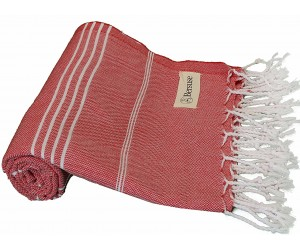 Anatolia Beach Towel Red