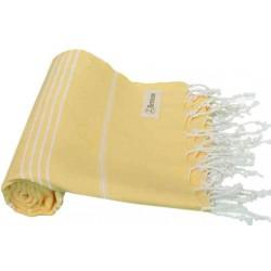 Anatolia Turkish Towel - 37X70 Inches, Yellow