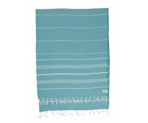 Anatolia XL Beach Blanket Aqua
