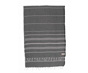 Anatolia XL Beach Blanket Black