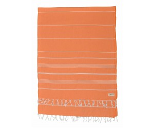 Anatolia XL Beach Blanket Orange