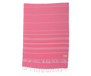 Anatolia XL Beach Blanket Pink