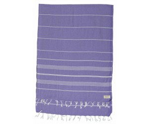 Anatolia XL Beach Blanket Dark Purple