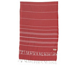 Anatolia XL Beach Blanket Red