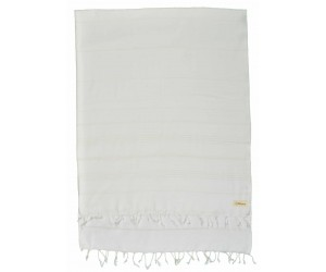 Anatolia XL Beach Blanket White