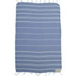 Anatolia Hand Turkish Towel - 22X35 Inches, Grey Blue