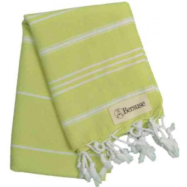 Anatolia Hand Turkish Towel - 22X35 Inches, Pistacho Green