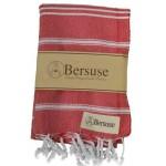 Anatolia Hand Turkish Towel - 22X35 Inches, Red