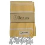 Anatolia Hand Turkish Towel - 22X35 Inches, Yellow