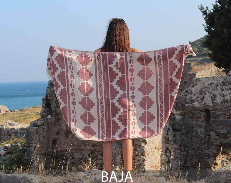 Baja Beach Towel