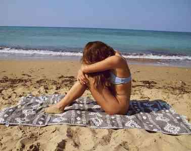 Belize Beach Towel
