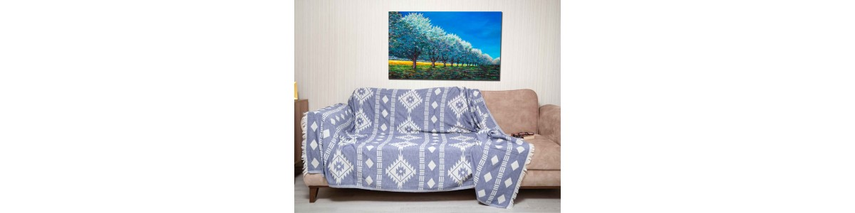 Belize XL Throw Blanket