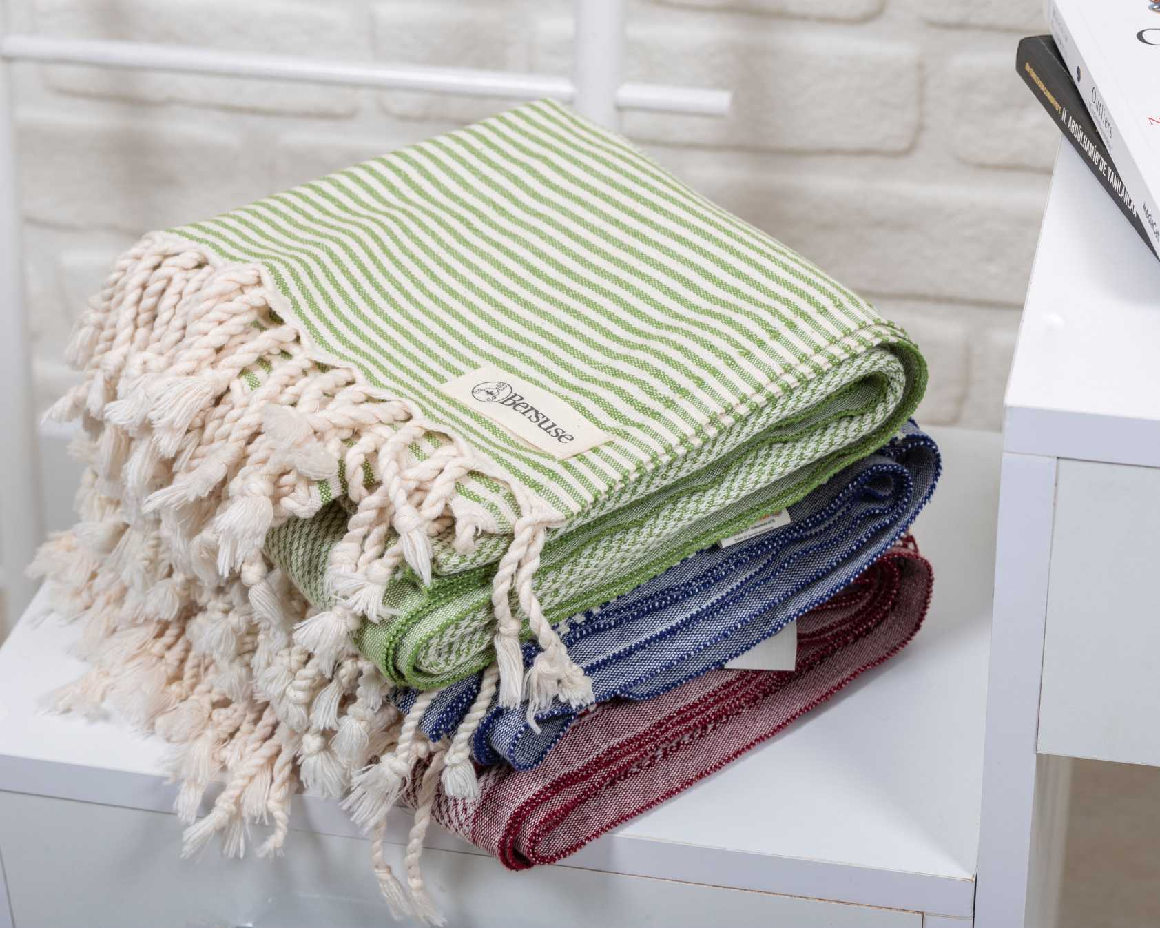 Biarritz Beach Towel