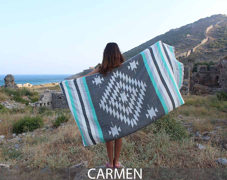 Carmen Beach Towel