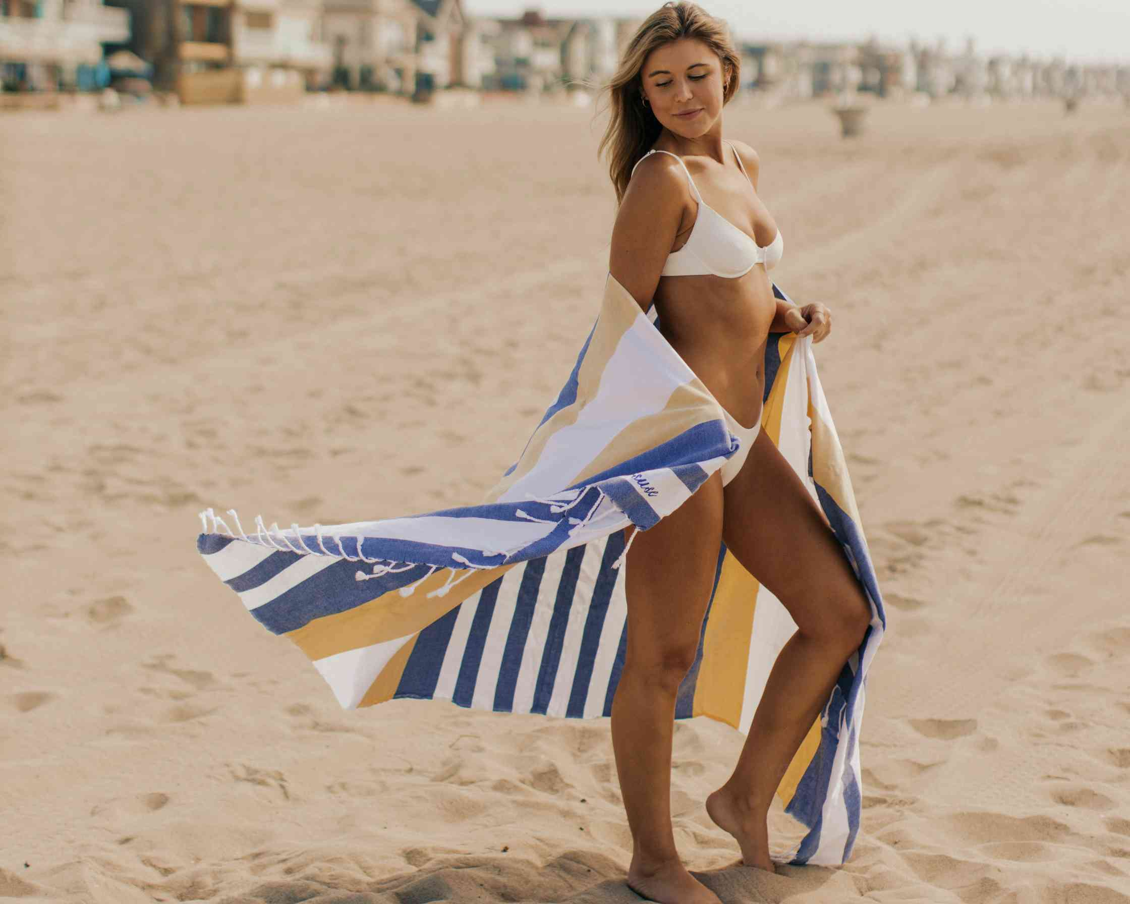 Copacapana Beach Towel