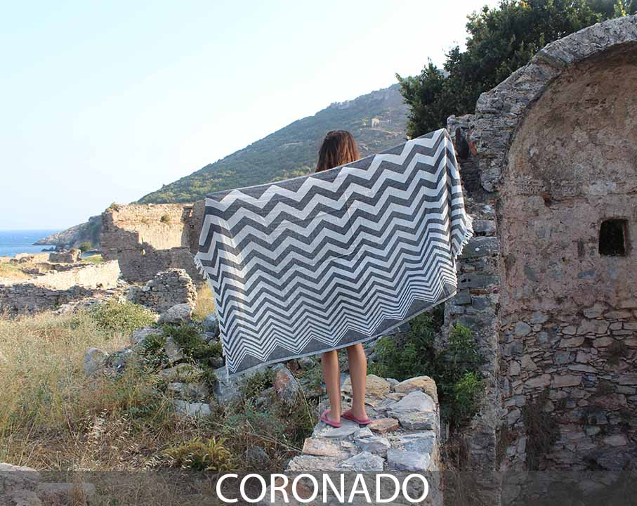 Coronado Beach Towel