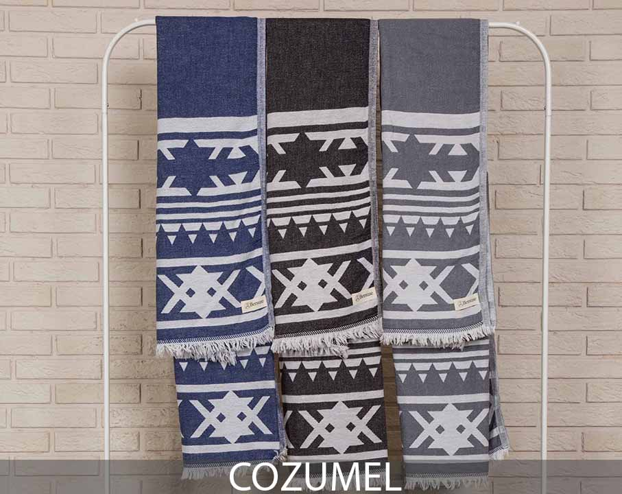 Cozumel Beach Towel