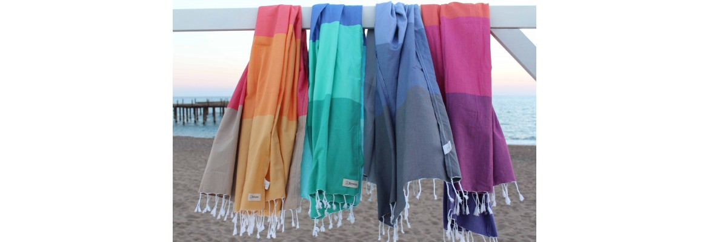 Ephesus Beach Towel