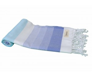 Halicarnassus Beach Towel Blue Aqua