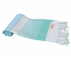 Halicarnassus Beach Towel Mint Aqua