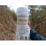 Hierapolis Turkish Towel - 37X70 Inches, Beige