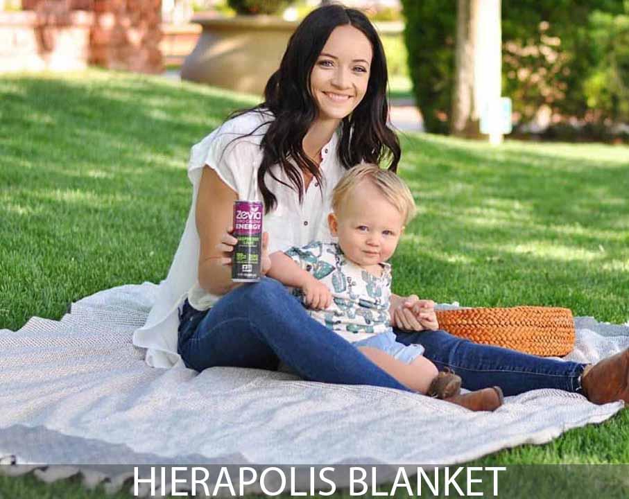 Hierapolis XL Throw Blanket