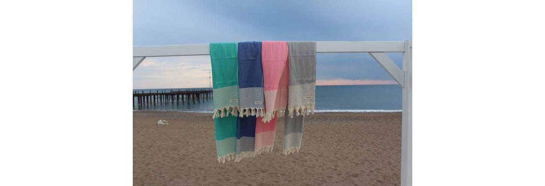 Honeycomb Beach Towel
