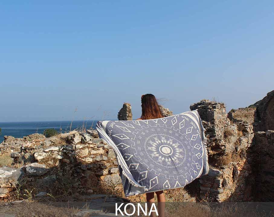 Kona Beach Towel