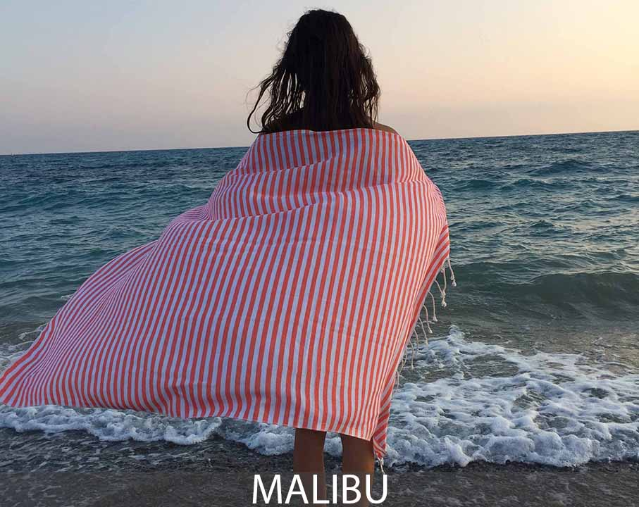Malibu Beach Towel