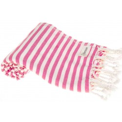 Malibu Turkish Towel - Pink