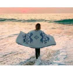 Oaxaca Beach Towel