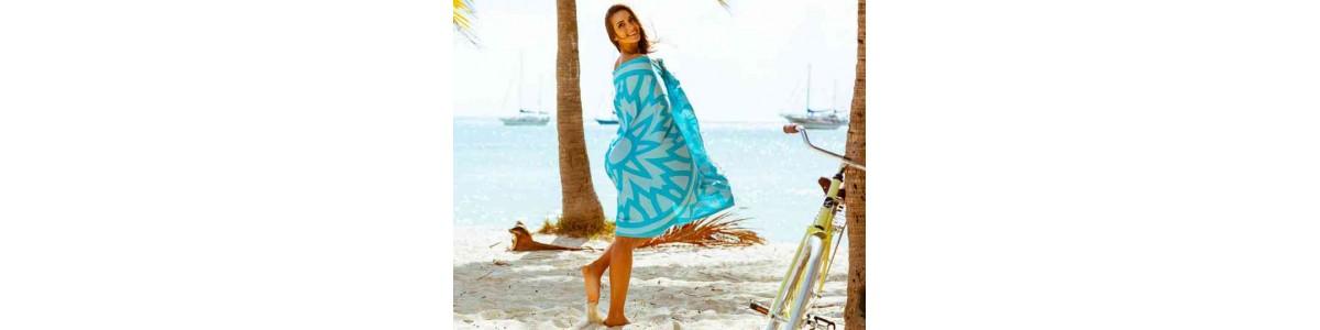 Flamenco Beach Towel