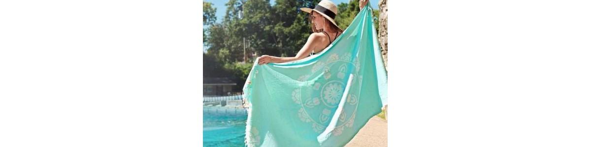 Sardinia Beach Towel
