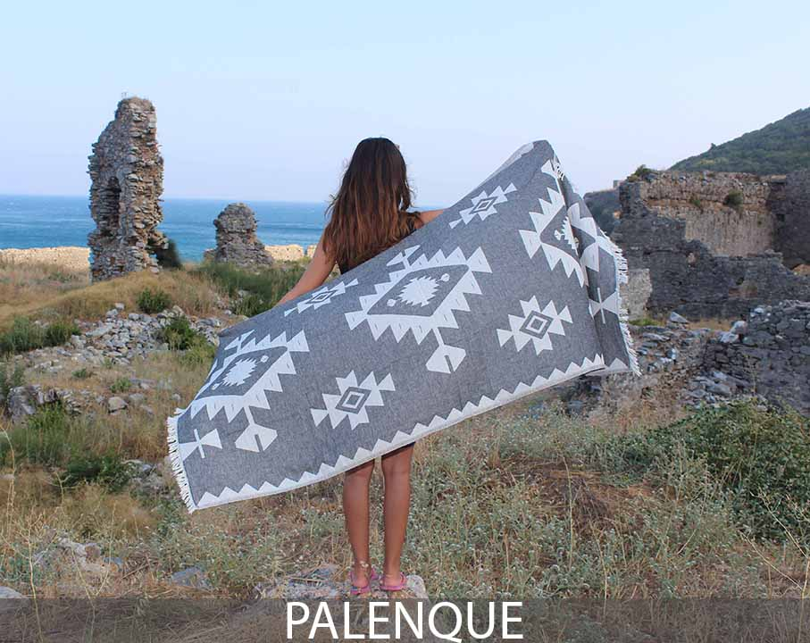 Palenque Beach Towel