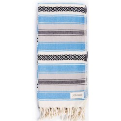 San Jose Turkish Towel - 35X70 inches, Blue