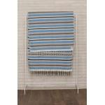 San Jose Turkish Towel - 35X70 inches, Blue
