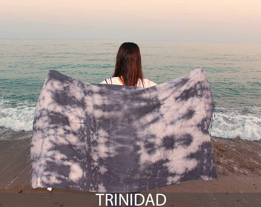 Trinidad Beach Towel