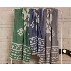 Uxmal Beach Towel