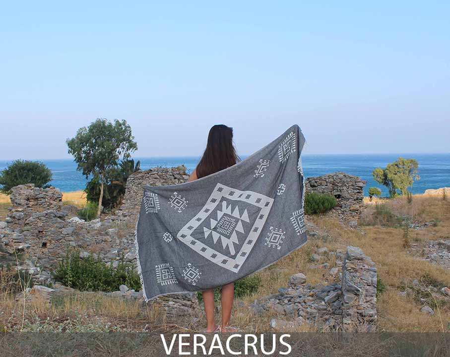 Veracrus Beach Towel