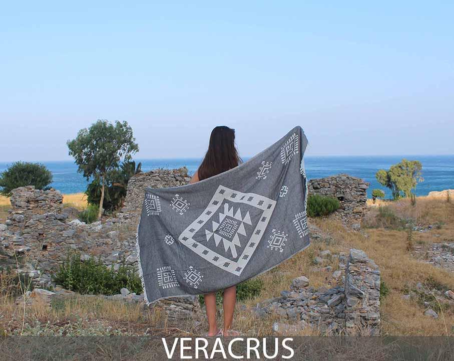 Veracrus Beach Towel