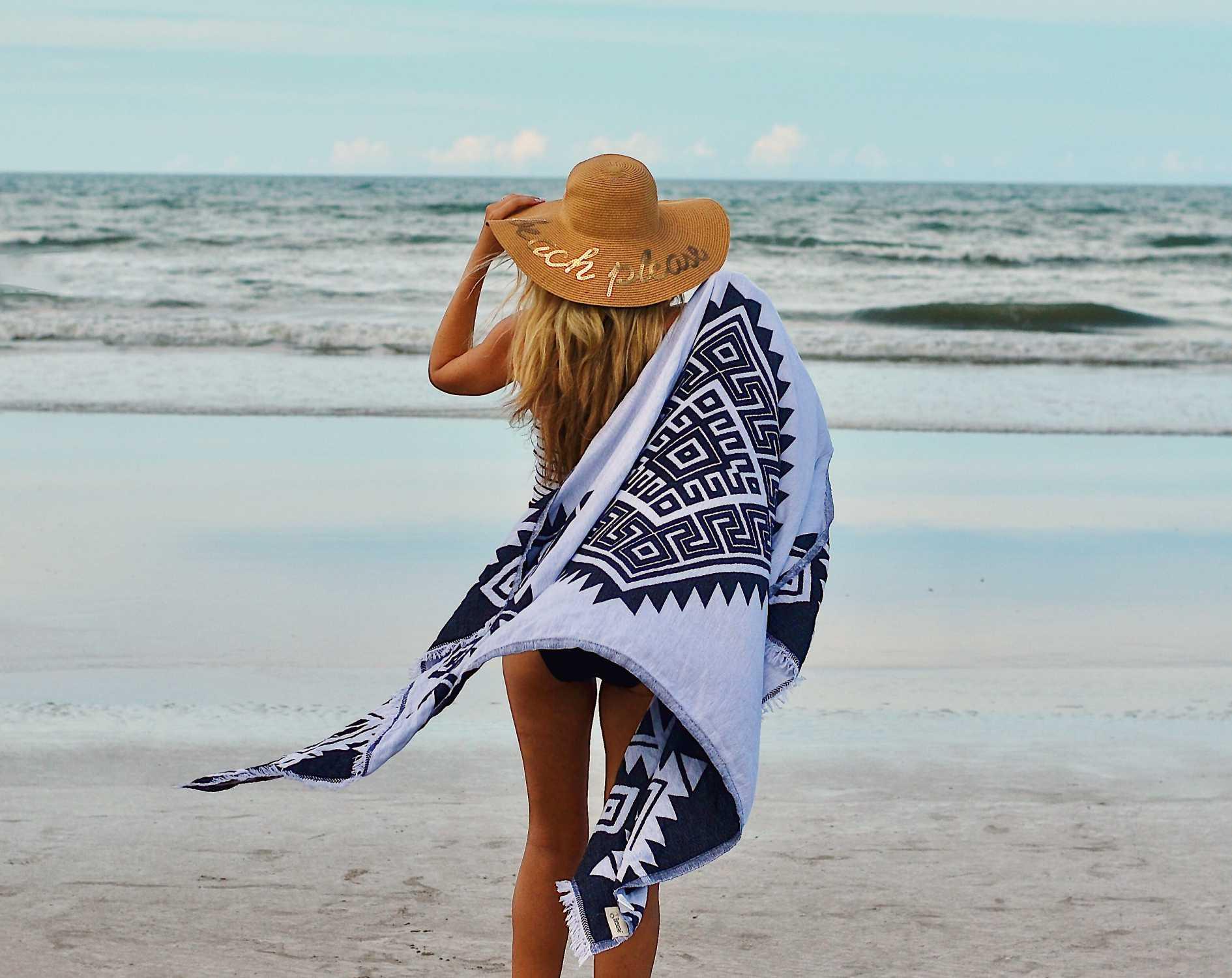 Yucatan Beach Towel